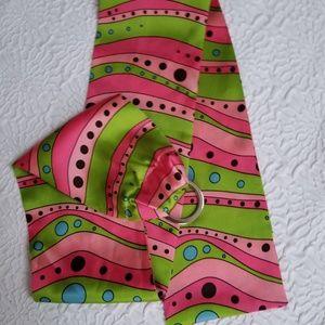 Queen Marlene Retro Cloth Scarf  Belt